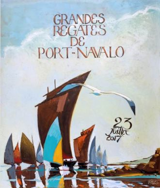 Les Grandes Régates de Port Navalo ARZON
