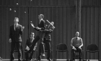 Danse / Cirque - Smashed - Gandini Juggling Saint-Herblain