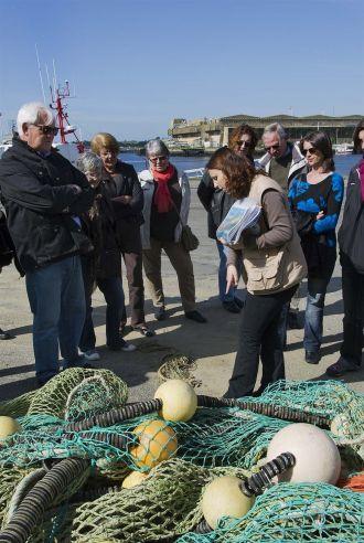« La marée du jour » : visite du port de pêche et dégustation Lorient