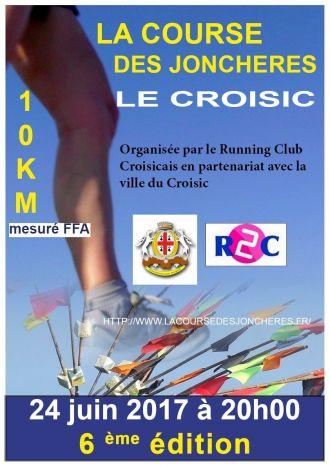 Course hors stade Le Croisic