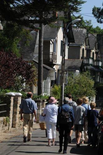 Villas et architecture du centre-ville de La Baule La Baule-Escoublac