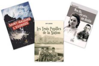 Dédicaces de Michel Hervoche Saint-Nazaire