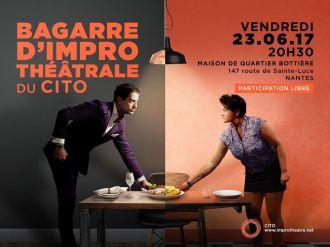 Bagarre Nantes