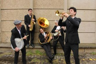 Jazz in Larmor : Blue note Brass Band Larmor-Plage