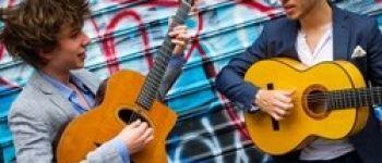 Antoine Boyer et Samuelito, jazz et flamenco Ancenis