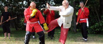 Qigong, kung-fu wushu, bâton, self-défense Saint-Hilaire-de-Chaléons