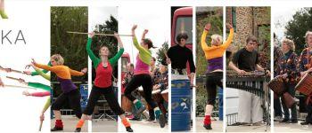 Cours de danse afro-contemporaine Bain-de-Bretagne