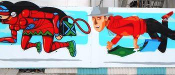 Le Street art Rennes