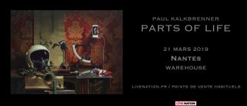 Warehouse prés. Paul Kalkbrenner « Parts of life » Nantes