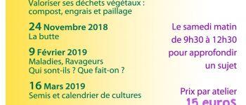 Ateliers jardin Corcoué-sur-Logne