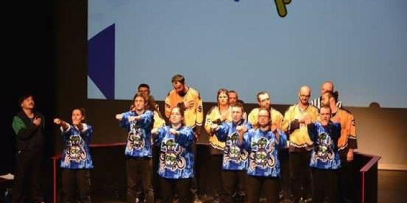 Mini-match d'impro : la GIGN contre Les Pires