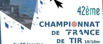 42e championnat de France de tir 10/18 m Lanester