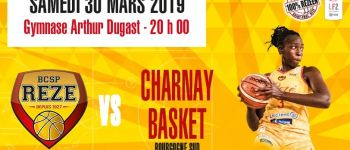 LF2 basket-club Saint-Paul Rezé contre Charnay Rezé