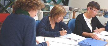 Atelier du Je dis... à la bibliothèque Le Pouliguen