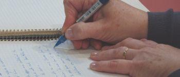 Atelier d'écriture à la bibliothèque Le Pouliguen