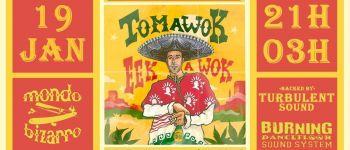 Tomawok @Rennes City-Eek A Wok Tour Rennes