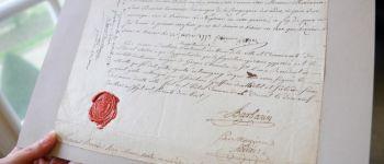 Les coulisses des Archives Lorient
