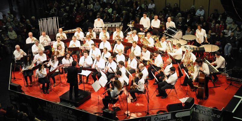 Concert de l'OHC Challans