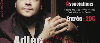 Adlen Fergani à Rennes, concert arabo-andalou : Malouf Rennes