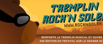 Tremplin Rock'n Solex : ND4J Rennes