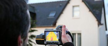 Balade thermique : traquez les pertes d'énergie avec écoTravo Rennes