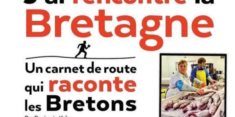 Dédicace, Benjamin Keltz «Jai rencontré la Bretagne»