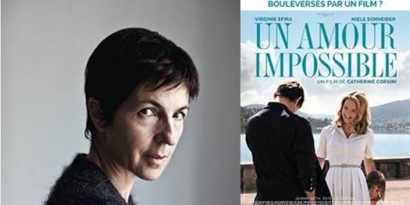 Rencontre Christine Angot - Un amour impossible