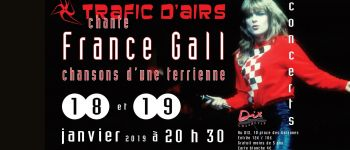 France Gall, chansons d'une terrienne Nantes