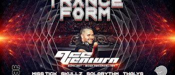 Tranceform avec Ace Ventura, Miss Tick, Skullz, Solarythm Nantes