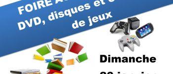 Livres, CD, DVD, disques et consoles de jeux Le Pellerin
