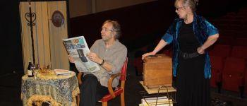 Les anciens, pièce d'Olivier Coyette, par le Topel théâtre Rennes