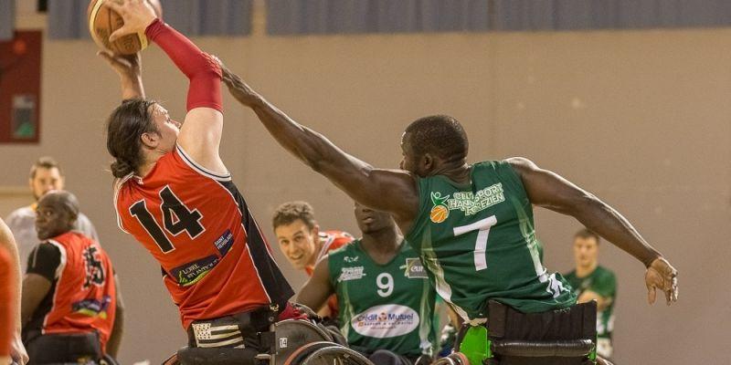 Saint-Herblain basket club : section handibasket