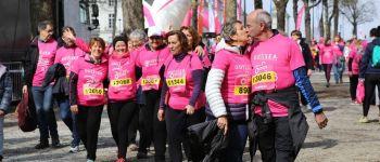 Odysséa Nantes 2019, course/marche contre le cancer du sein Nantes