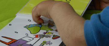 Lectures aux bébés de La Madeleine-de-Guérande Guérande