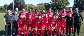 Football FC Immaculée A reçoit ES Bouchemaine régionale 3 Saint-Nazaire