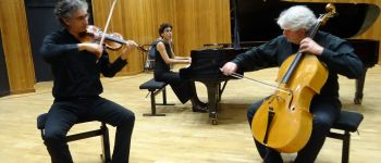 L\Instant en Trio - Dvorak, Piazzolla, Stutchewsky Brest