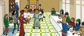 Visite famille - L\art de vivre à la fin du Moyen Âge Châteaubriant
