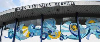 Halles de Merville ouvertes chaque vendredi après-midi Lorient