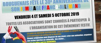 30 ans du jumelage Franco-allemand Bouguenais