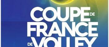 Volley-ball : coupe de France NRMV contre Narbonne Rezé