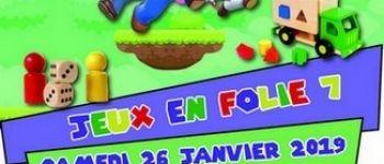 Jeux en folie - Édition #7 Rennes