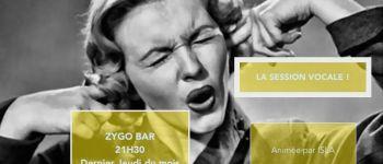 Session vocale : la scène ouverte d\Isla, spéciale 90\s Nantes