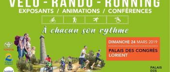 «Vélo, rando, running... à chacun son rythme» Lorient