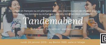 Soirée tandem franco-allemand Nantes