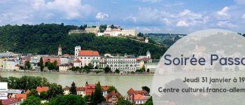 Soirée sur la ville allemande de Passau Nantes