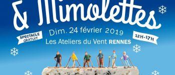 Paillettes & Mimolettes - édition d'hiver Rennes