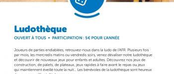 Ludothèque pour les moins de 3 ans Chaumes-en-Retz