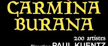 Concert de l'Ensemble chœur et orchestre Paul Kuentz Ploemeur