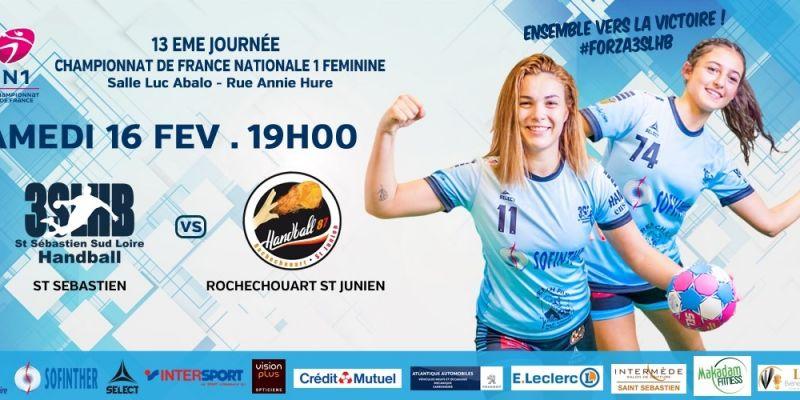 Saint-Sébastien Sud Loire handball