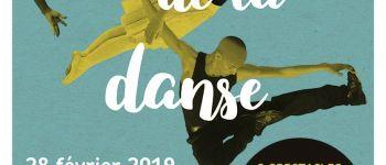 Journée de la danse à l'université Bretagne sud Vannes